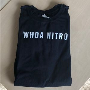 Starbucks nitro brew tee shirt 2xl